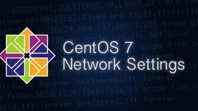 Centos Server IP Ayarları